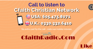 admin, Author at Cfaith Radio - Page 2 of 4